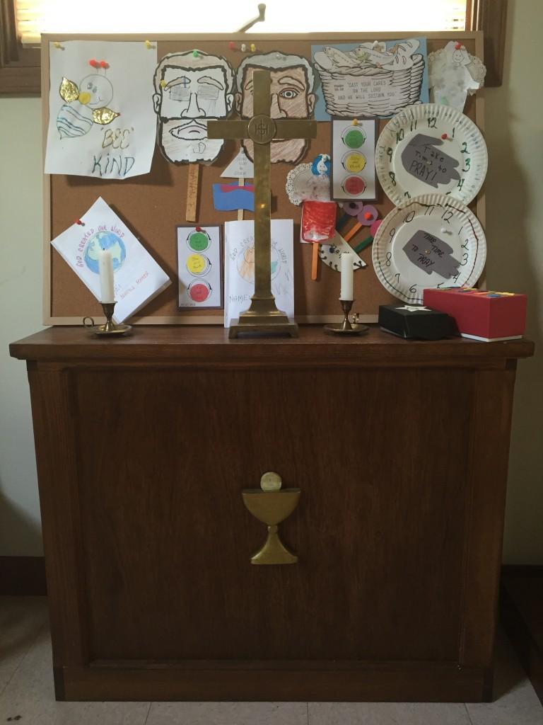 Children's Altar