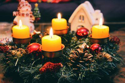 WWW-Advent Wreaths