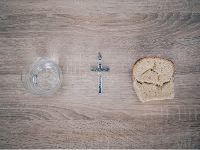 Why do people fast during Lent?
